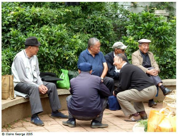 Le vieillissement de la population et la réforme des retraites en Chine : défs et impacts sur l'économie. Mercredi 14 février à 13h30, salle Camproux