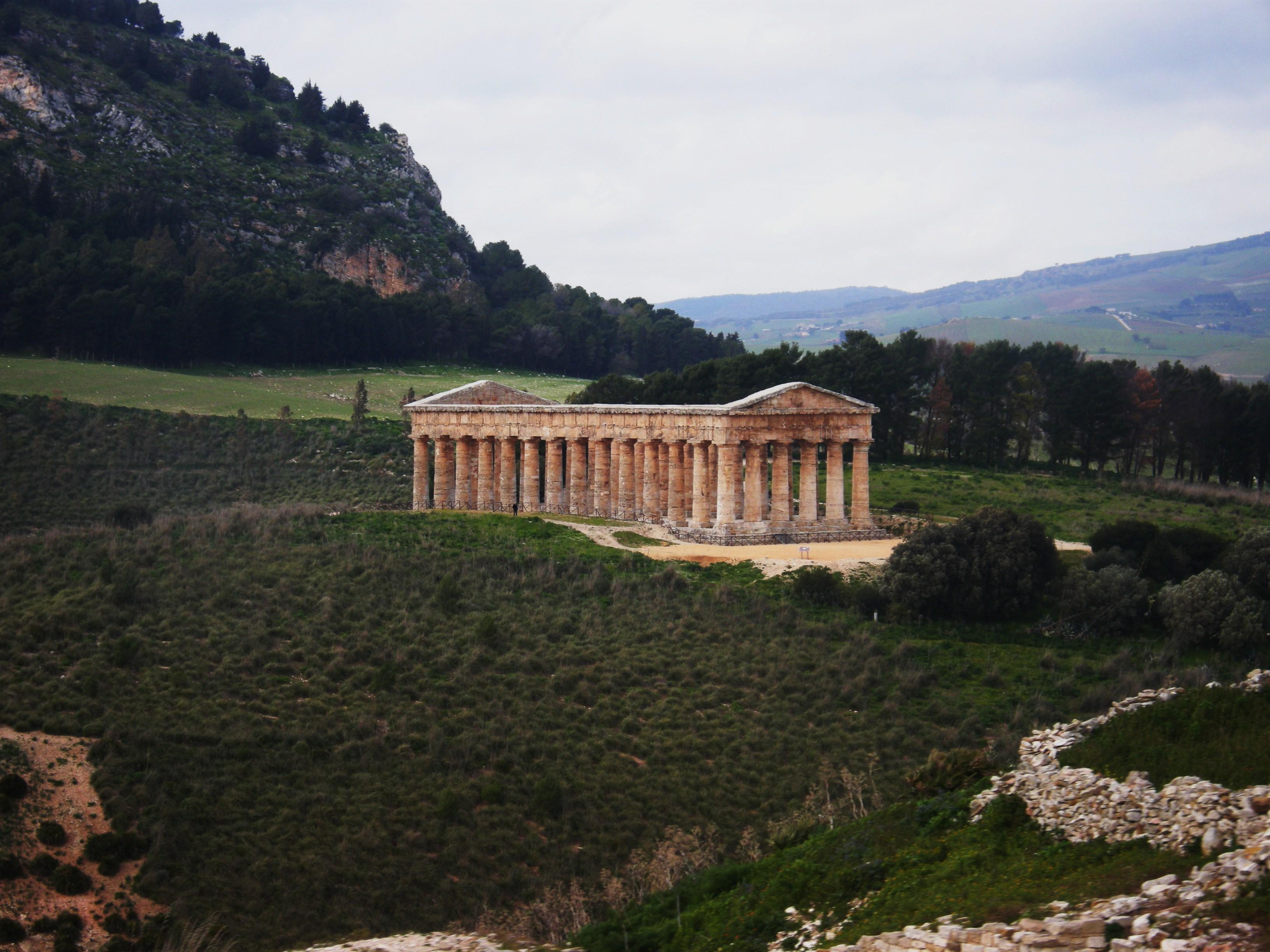 Temple de Ségeste