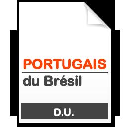 maquette formation DU Portugais du Brésil