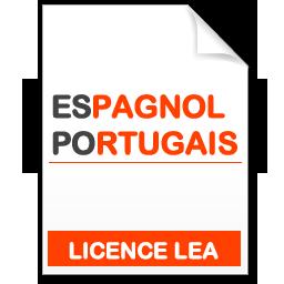 maquette formation licence lea espagnol-portugais