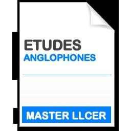 maquette formation master llcer études anglophones