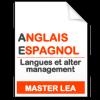 maquette formation master Langues et alter management anglais-espagnol
