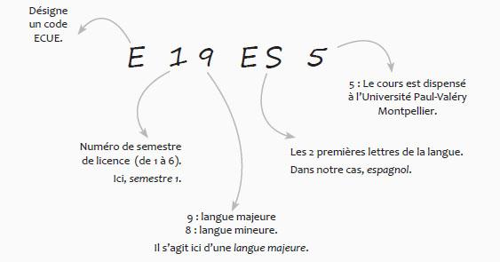 schema code ecue