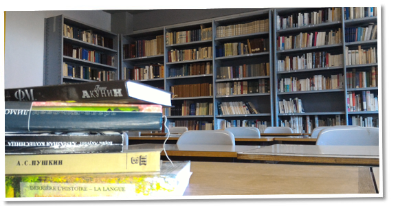 Bibliothèque slave