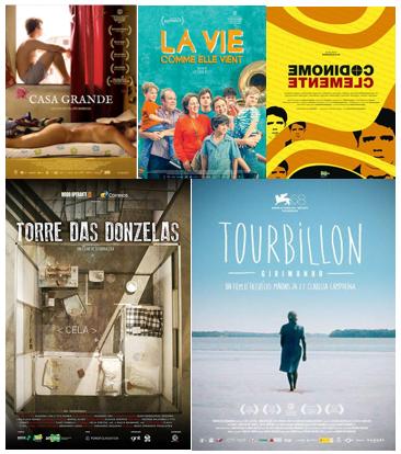 Cycle de cinéma brésilien organisé par le département d'Études Lusophones de l'UPVM