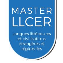 Master Langues, Littératures et Civilisations Etrangères et Régionales (LLCER)