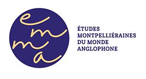 Logo de équipe EMMA (Études Montpelliéraines du Monde Anglophone)