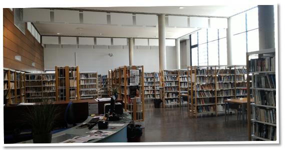 Bibliothèque Anglophone