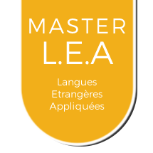 Master Langues Étrangères Appliquées (L.E.A)