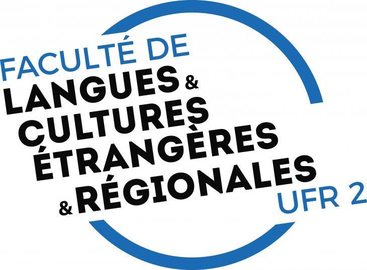 UFR 2 - Faculté des langues et cultures étrangères et régionales.