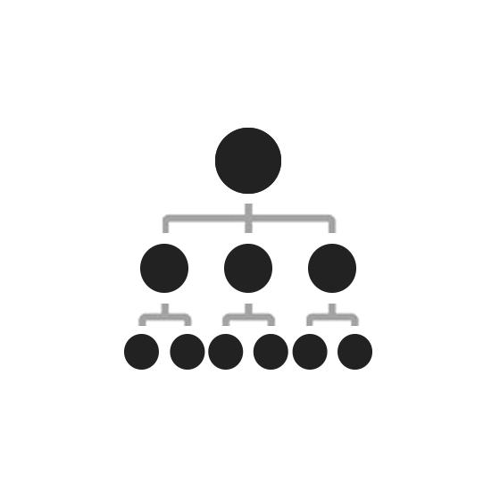 picto-organigramme UFR 2